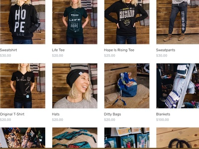 LTLOL Store Shoot