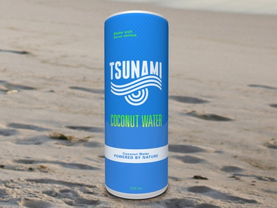 Coconut Water Product Identity