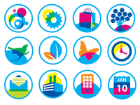 Icons 4 Color