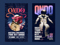 QNDO Posters