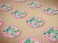 Jamburana Sticker