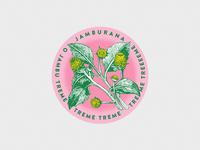 Sticker Jamurana