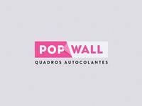 PopWall Logo
