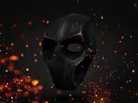 3D Iron Mask