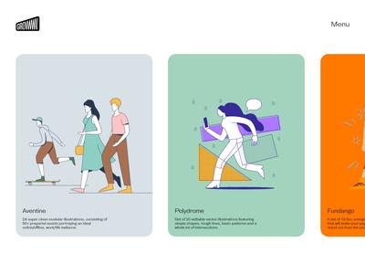 Growww Illustration Resources graphics illustrations illustrator editable style art editorial resources growth web store assets illustration