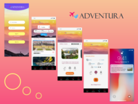 Adventura - Travel Application
