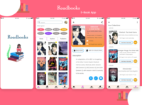 E-Book application