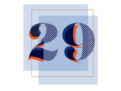 29 type treatment modified digits number