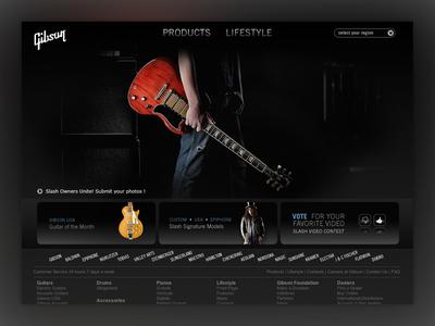 Gibson.com