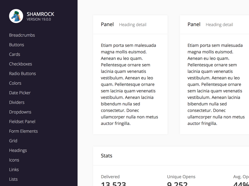 Shamrock 19.0.0