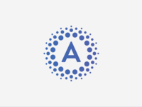 The A logo