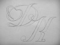 Monogram draft