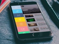 apfellike App - online magazine app