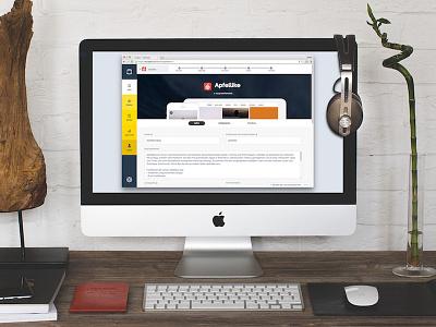 appful Dashboard mac menu form screen desktop dashboard