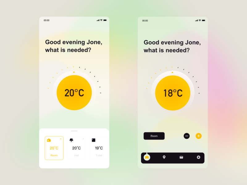 Smart project during the day, you will like him design ui