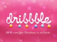A very dribbble christmas!