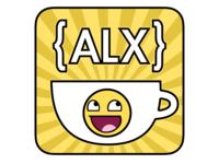 ALX Code & Coffee MeetUp Sticker