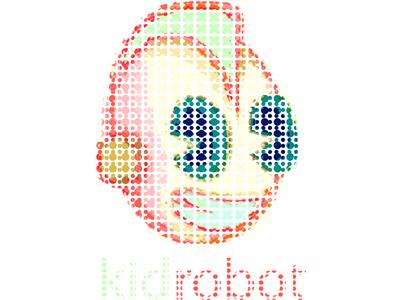 Kidrobot - BubbleBot kidrobot chicago threadless toys bubblebot robot contest kat phillips corel painter 12 t-shirt design adobe illustrator