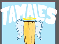 Tamales Poster / Redesign