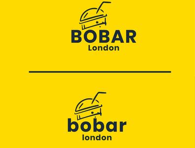 Bubble Tea Shop Logo