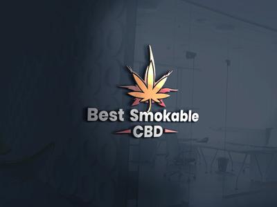 logo designed for Best Smokable CBD