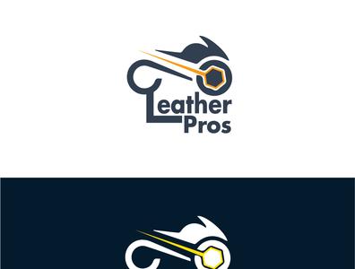 logo designed for Leather Pros