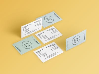 Helderberg Animal Hospital - Business Cards dog cat collateral illustration icon logo branding