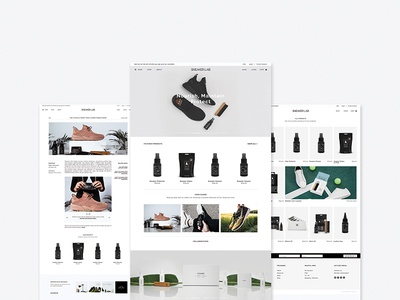 SneakerLAB Website uxui web design sneakers digital design website uidesign uxdesign ui ux