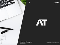 Amatuer Thoughts | Logo Design