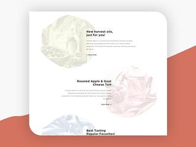 Olive - Blog grunge web  design flat clean ux logo web typography design branding ui  ux ui blog