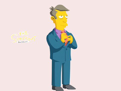 Skinner, Seymour Aka Armin Tamzarian armin tamzarian tamzarian armin springfield skinner seymour graphicdesign low poly polygon lowpolyart simpsons the simpsons lowpolygon lowpoly illustration inkscape