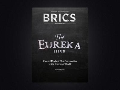 BRICS Magazine cover