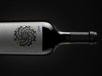 Z'art wine packshot