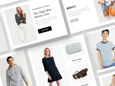Feshto - Fashion Email Bundle