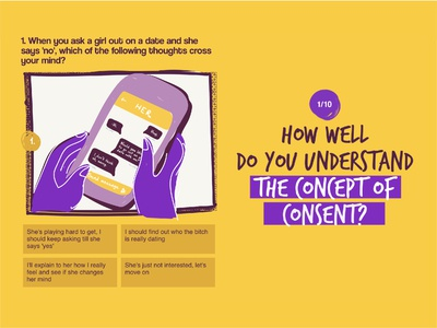 Interactive Quiz Concept | The Quint