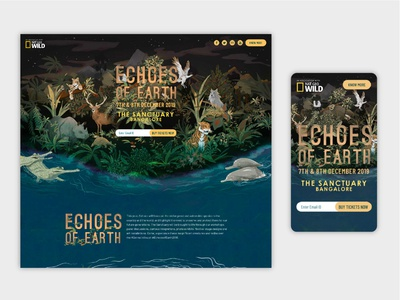 Echoes Of Earth Music Festival