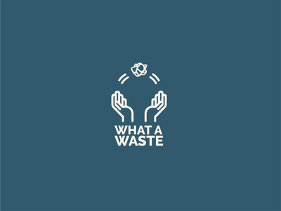 What A Waste Logo
