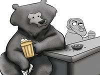 A Bear Walks Into a Bar......