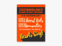Technology Alone is Not Enough