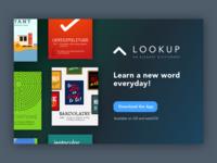 App Landing Page Take 2