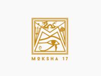 Logo for Moksha 2017