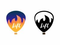 Daily Logo Challenge: Hot Air Balloon