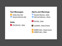 Redesigning the Hawaii Missile Alert Screen