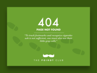 Daily UI: 404: Page Not Found