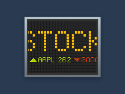 Stocks App Icon Concept stocks redesign redesign concept icons