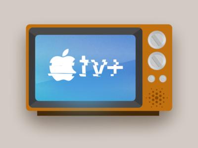 TV App icon Concept