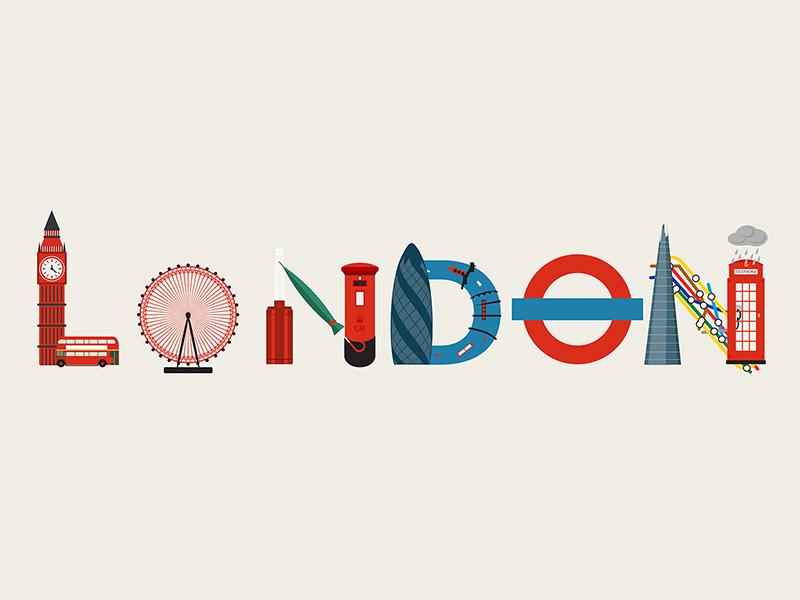 Открытки днем, картинки с надписью лондон