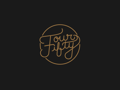 Four Fifty Pizza Logo