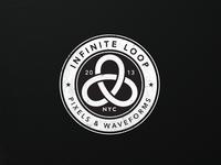 Infinite Loop Logo Design