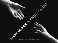 New Portfolio + Blog